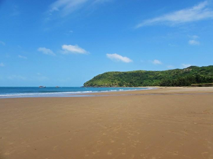 Con Dao island beach Vietnam