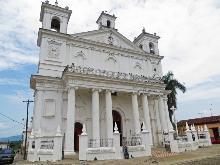 Church Suchitoto Iglesia