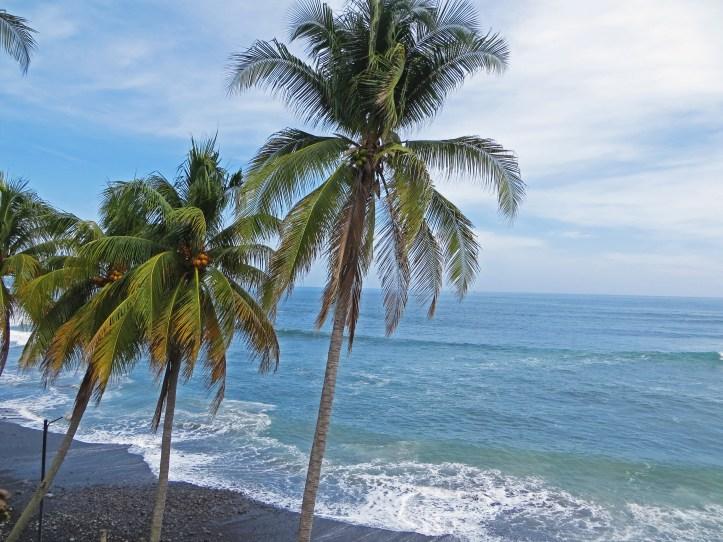 El Sunzal beach El Salvador