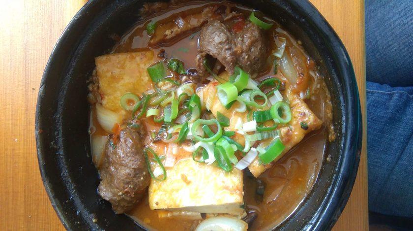 Tofu hot pot vietnamese soy berlin