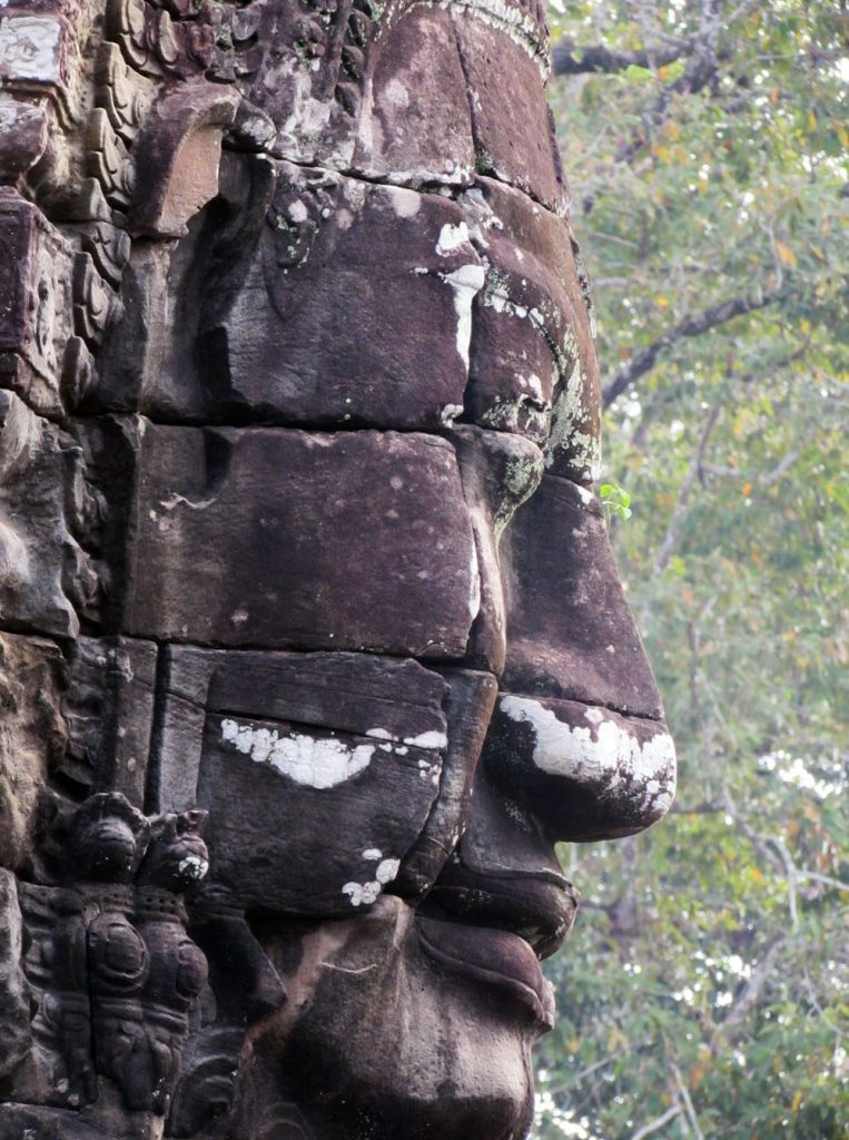 Temples cambodia buddha