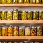 canned goods for food security