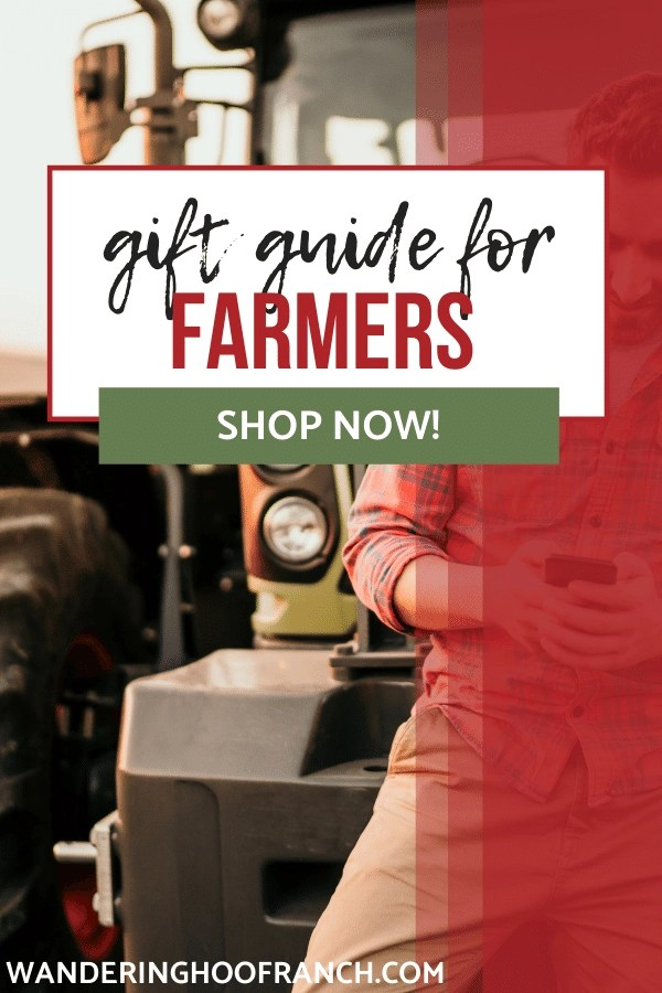 gift guide for farmers
