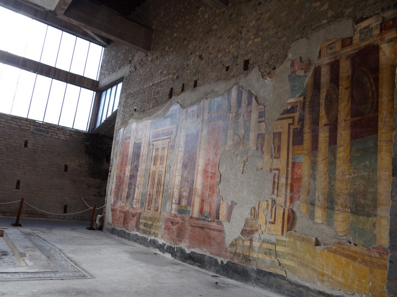 Hidden History: Emperor Nero's Villa – Wandering Jana