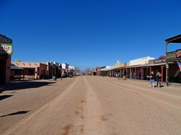 Updates from the Road: Tombstone