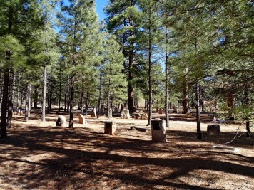 Updates from the Road: Buried at the Grand Canyon