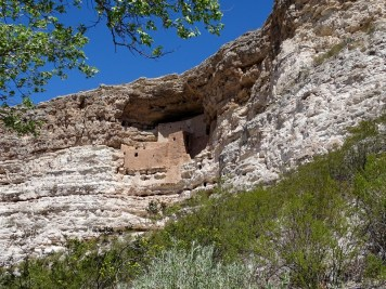 Updates from the Road: Cliff Dwellings and Petroglyphs