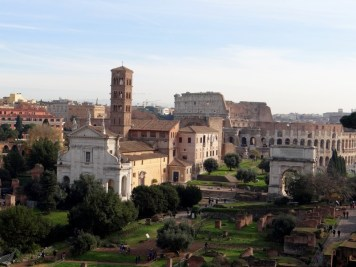 Wandering Rome: the Ancient City