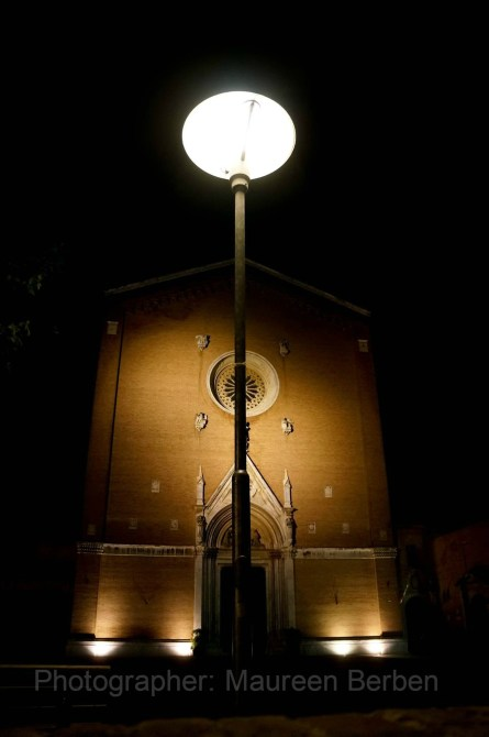 Siena Church Maureen