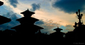 Durbar Square sunsetDSC_5619