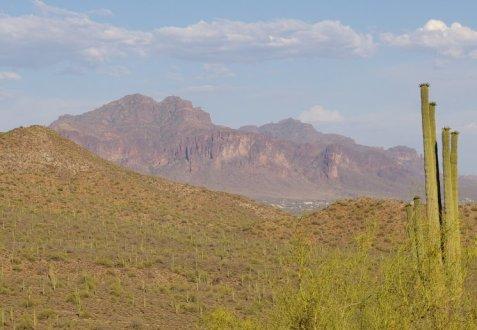 pass mountain trail