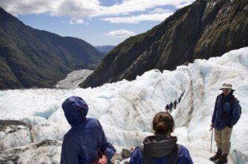 franz josef, travel, wandering justin, new zealand