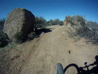 McDowell mountain bike