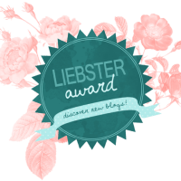 Liebster Blog Awards Tag
