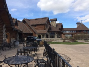At Basel Cellars in Walla Walla, Washington
