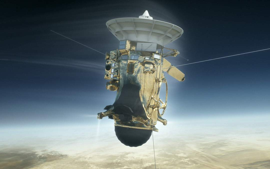 Farewell to Cassini – The final plunge