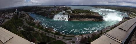 Panorama of Falls