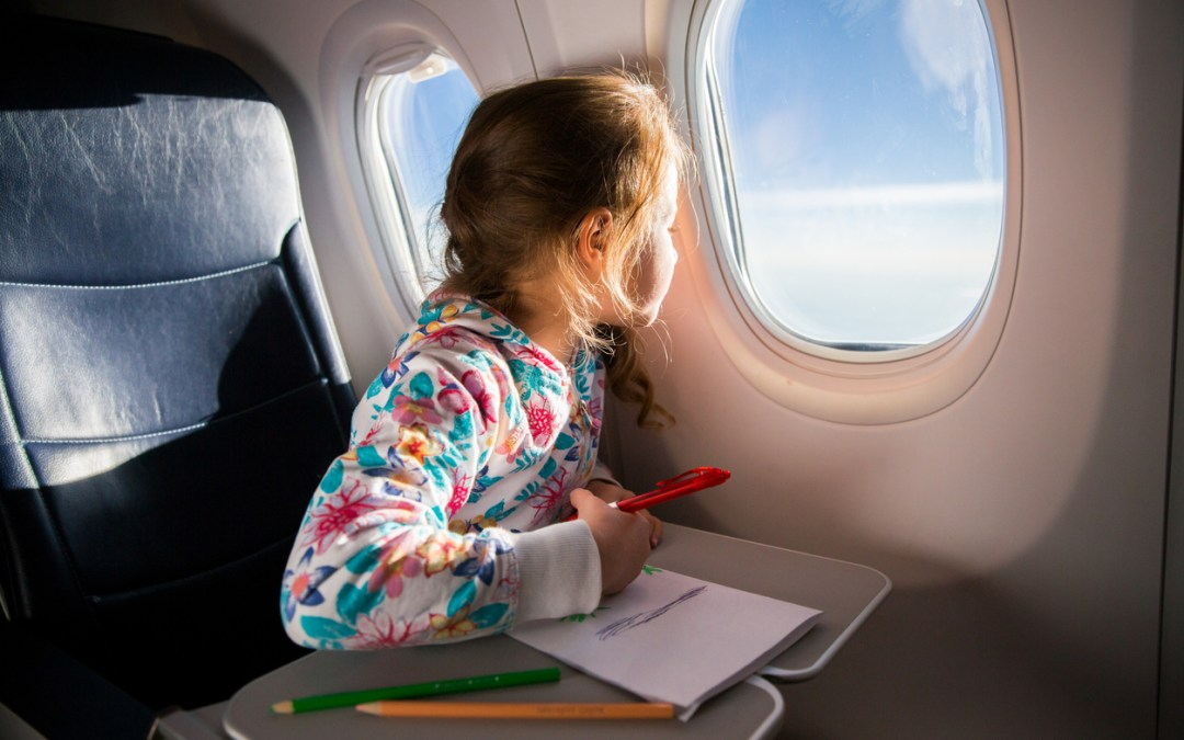 Should You Let Your Child Fly Alone: Some Things to Consider