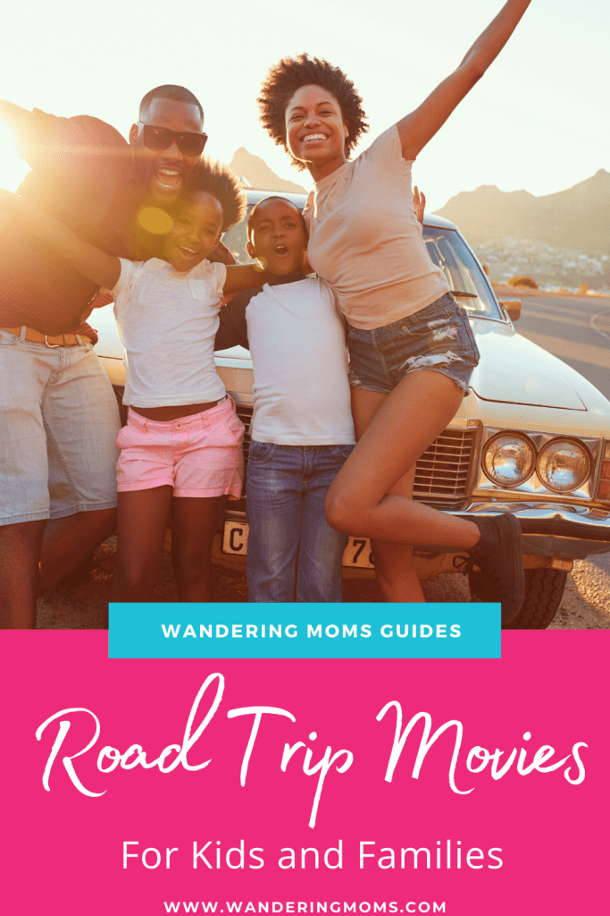 11 Great Road Trip and Travel Movies for Kids and Families