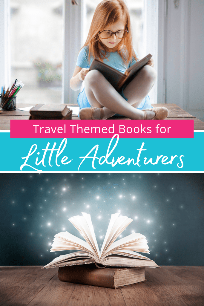 Great Travel Themed Books for Little Readers