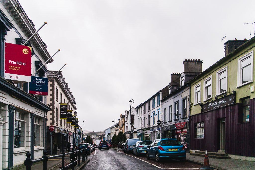 letterkenny ireland downtown