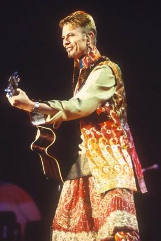 David Bowie 1997 v