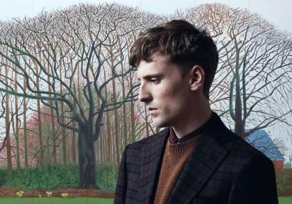 Lawrence Ellis X David Hockney
