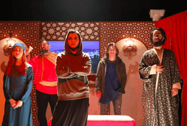 The Freedom Theatre in Jenin is one reason why you should visit this Palestinian city