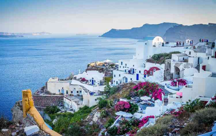 Greece or Italy