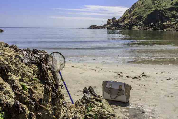 Camping in Guernsey