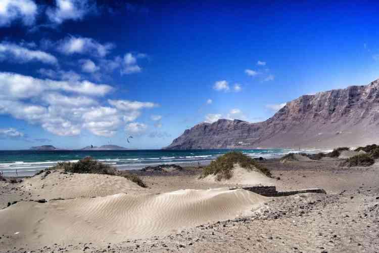 hiking in Lanzarote  walking in Lanzarote