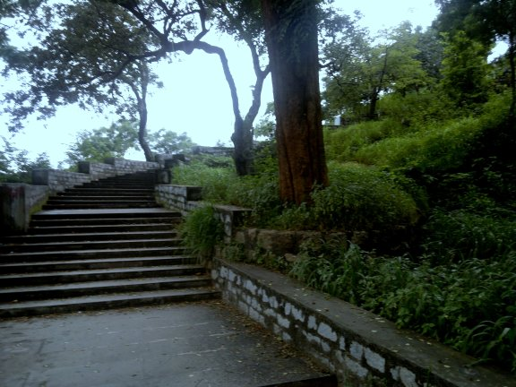 Steps to the Summit