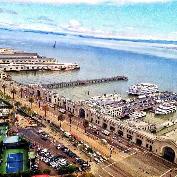 San Franciso Piers