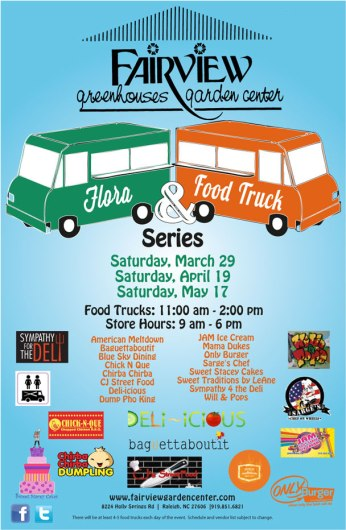 Fairview's Food Truck Series - Spring 2014