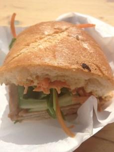 Sal's Roadside Eatery - Bahn Mi