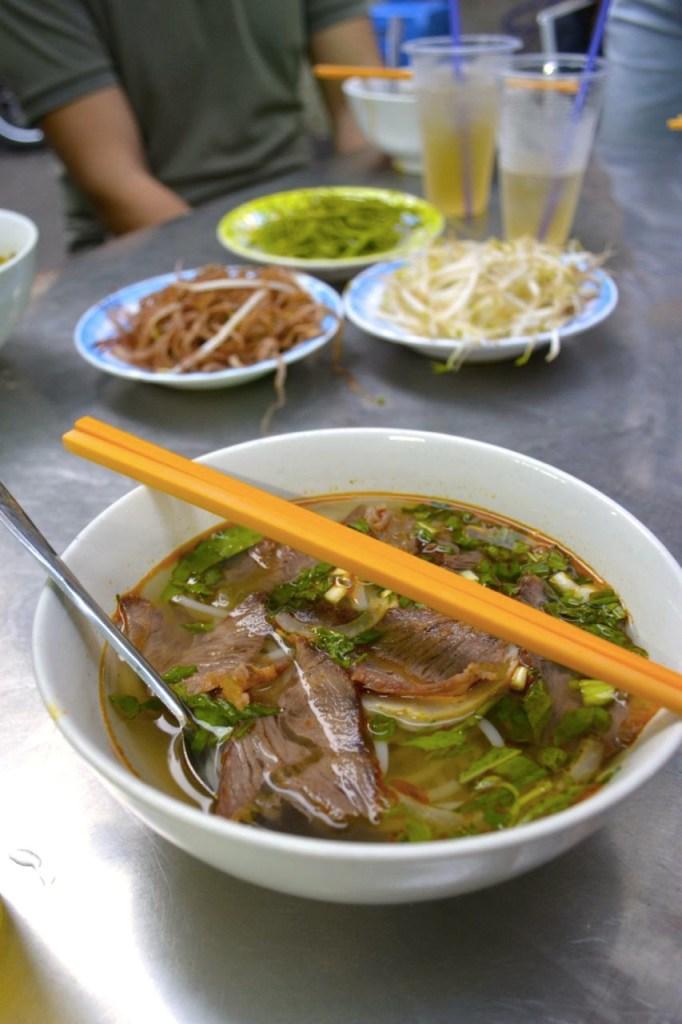 Bon Bo Hue in Ho Chi Minh City, Vietnam