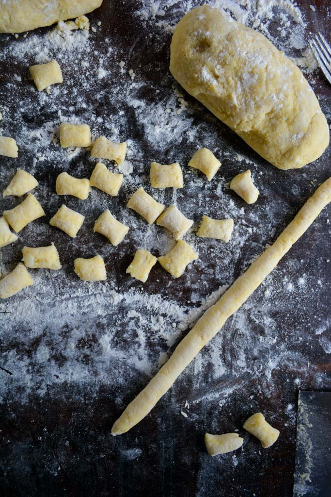 Step by Step Guide to Homemade Gnocchi