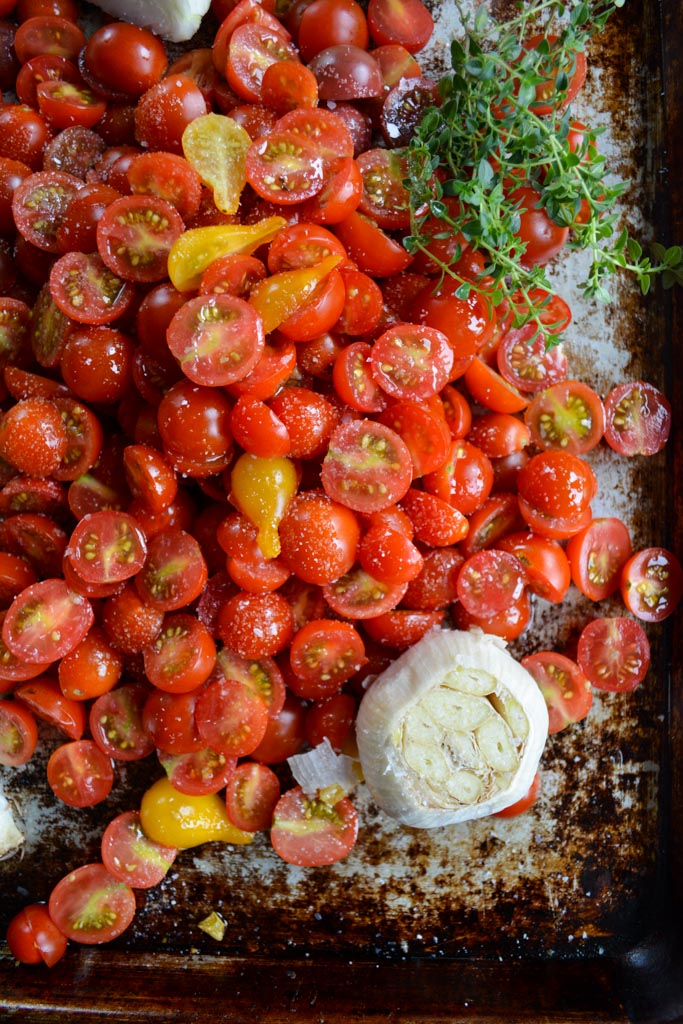 Homemade Roasted Tomato Sauce