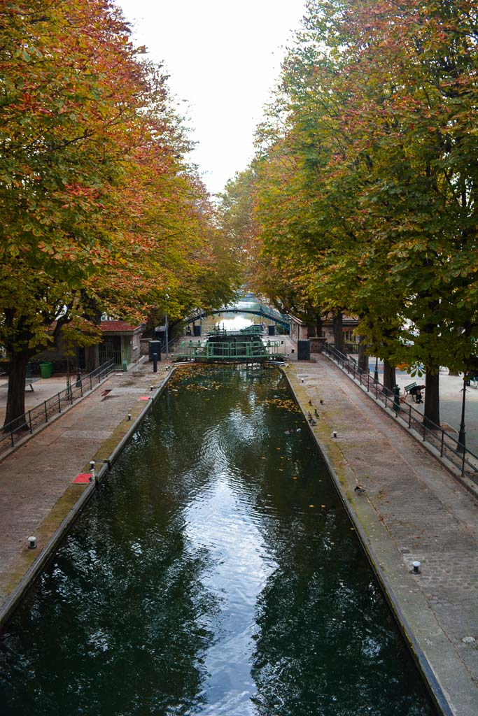 Comprehensive Guide to Paris:  The Canal St Martin