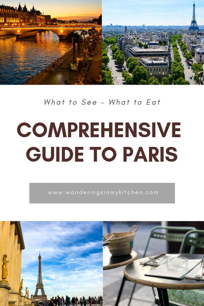 Comprehensive Guide to Paris