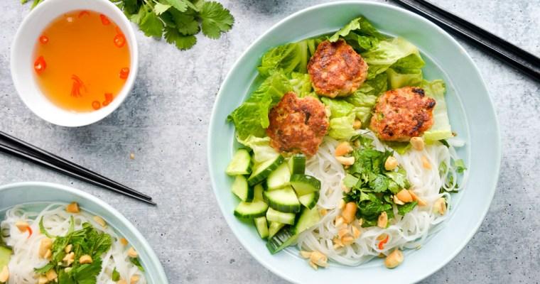 Refreshing Vietnamese Noodle Bowls