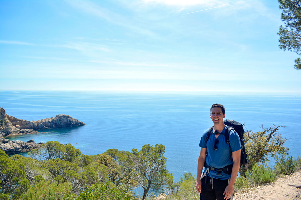 Hiking in the Costa Brava