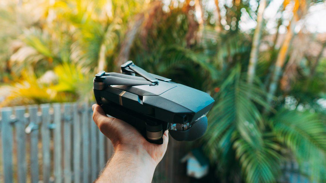 Sprzęt do filmowania/robienia zdjęć w podróży