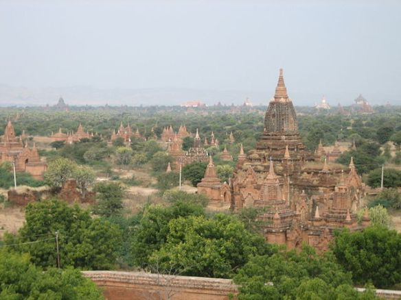 Myanmar tourist attractions