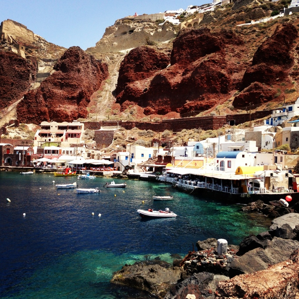 top tourist attractions in santorini