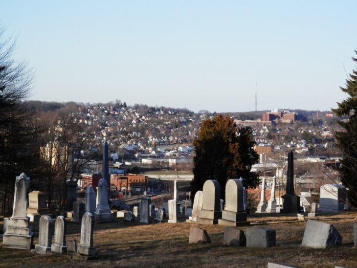 cemetery butler pa