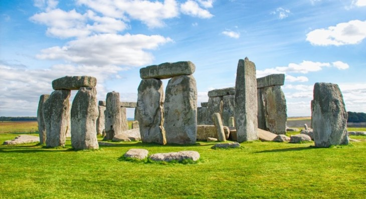 Stonehenge at amesbury