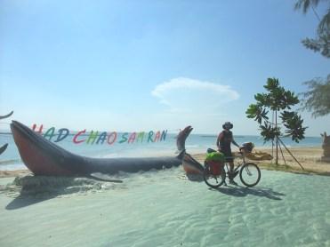 Had Chao Samran cycle touring Thailand