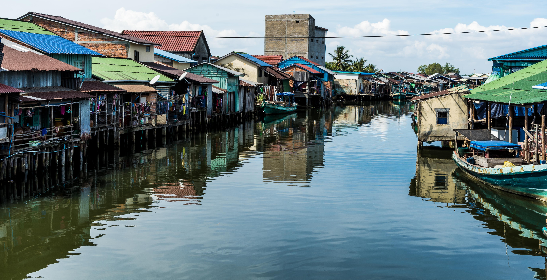 Cambodia: The long dusty road