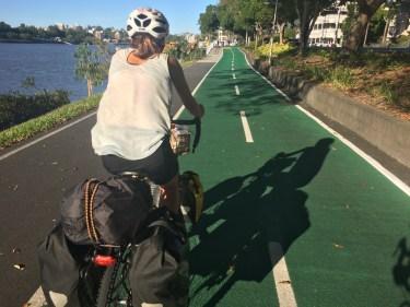 Brisbane cycle super highway